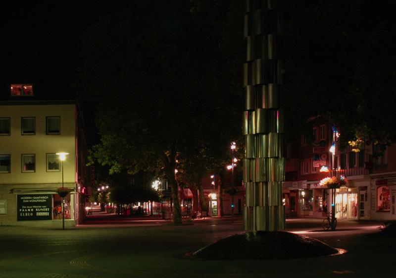 ... 12 Uhr nachts in der City