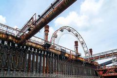 (12) Zeche Zollverein - Kokerei