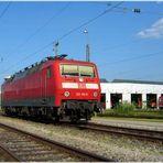 120 102 im Bw München Steinhausen