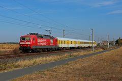 120 153-2 der DB Systemtechnik