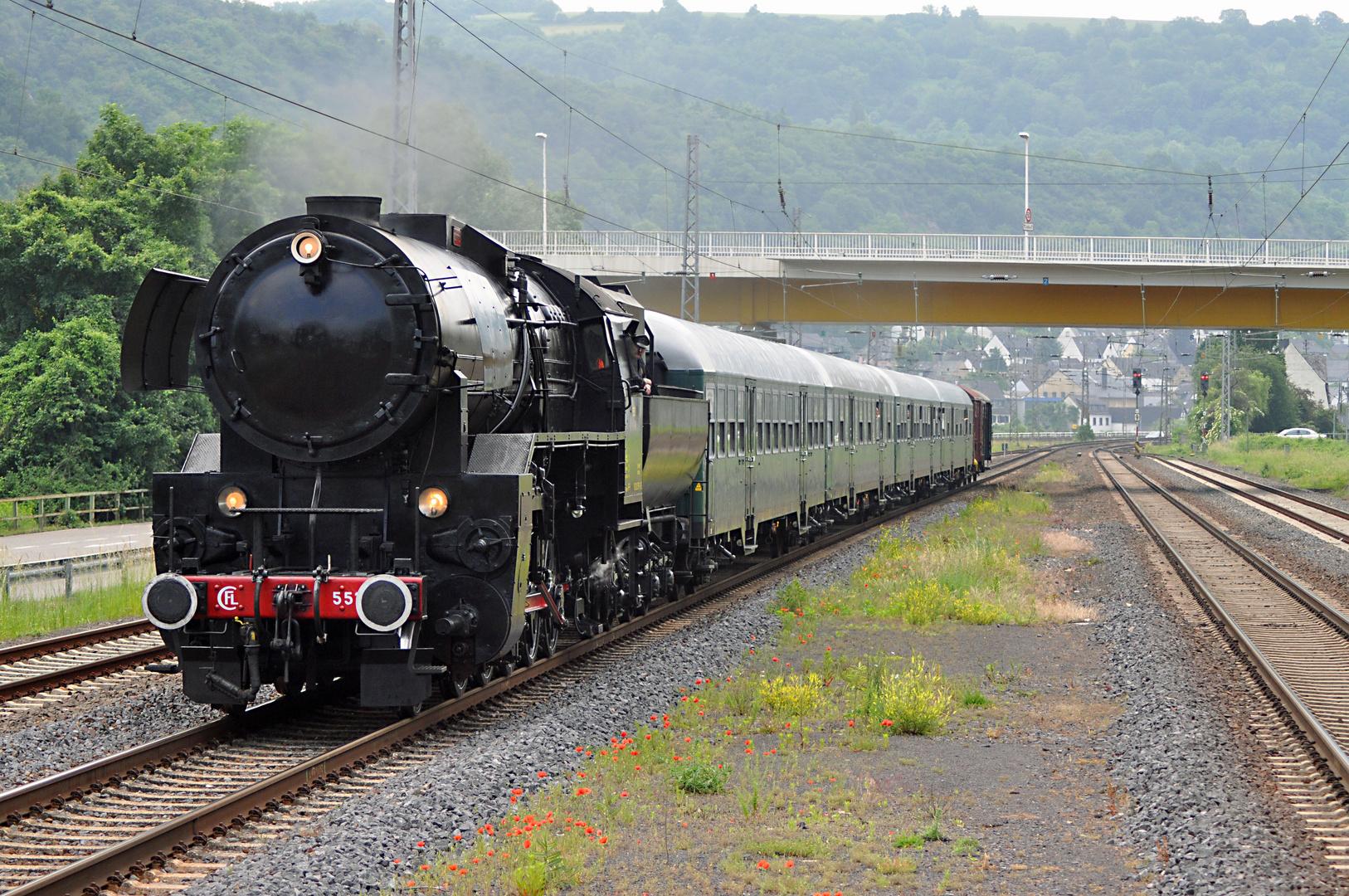 12.06.2012.CFL 5519 Einfahrt Kobern-Gondorf