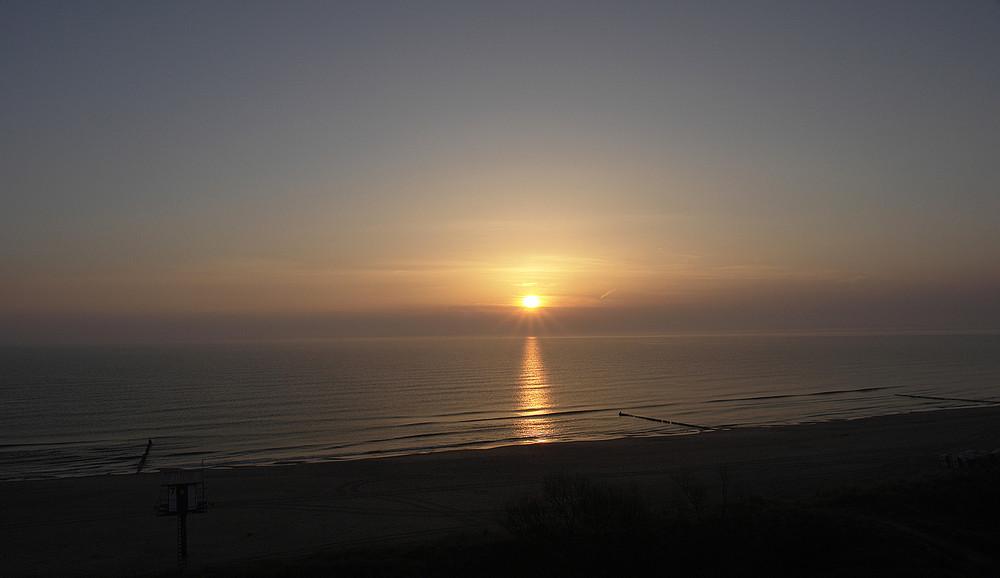 12.4.2008,  ca. gegen 06.20 h,  Usedom