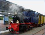 125 Jahre ... Borkumer Kleinbahn