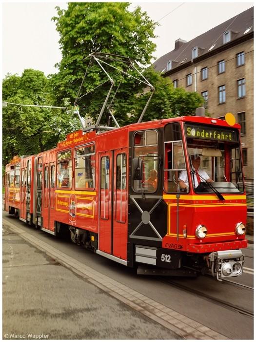 125 Jahre Erfurter Nahverkehr