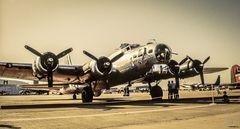 12.731 gebaute Boeing B-17