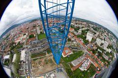 138 m über Graz