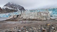 14. Juli-Gletscher
