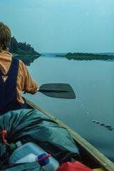 14 Tage mit dem Fluß - Allagash Wilderness Waterway