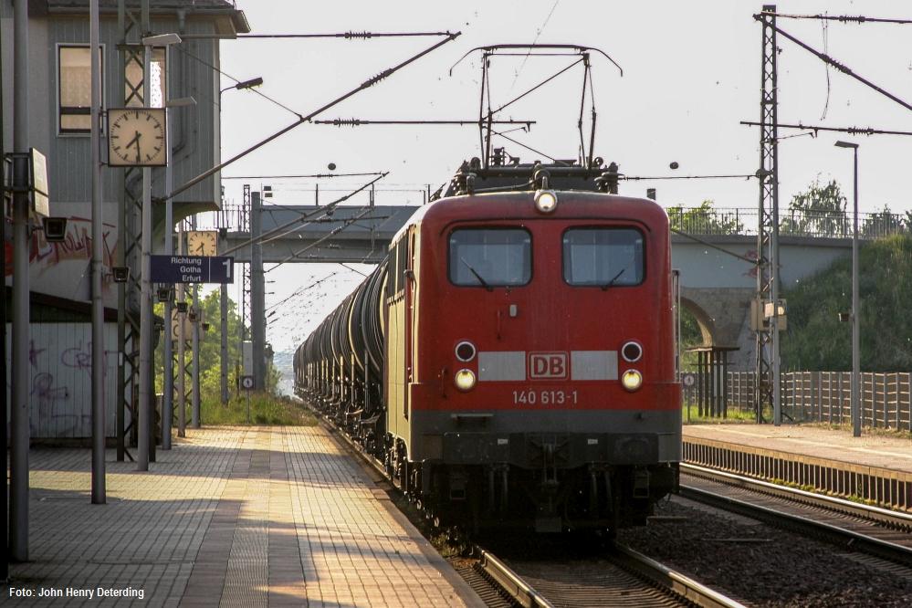 140 613-1 in Fröttstädt