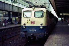 140 662-8 in Essen Hbf