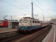 141 219 in EDO (Dortmund Hbf)