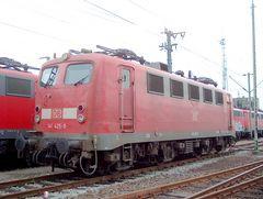 141 425-9 im Bw Hannover