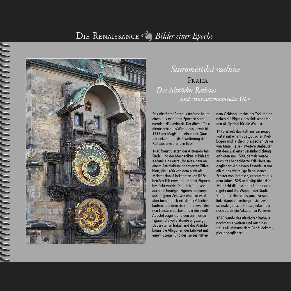 1410 • Praha | Staromestská radnice
