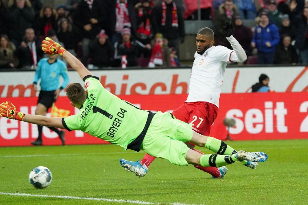 Köln Leverkusen Fussball
