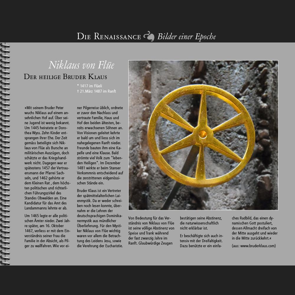 1417 • Niklaus von Flüe