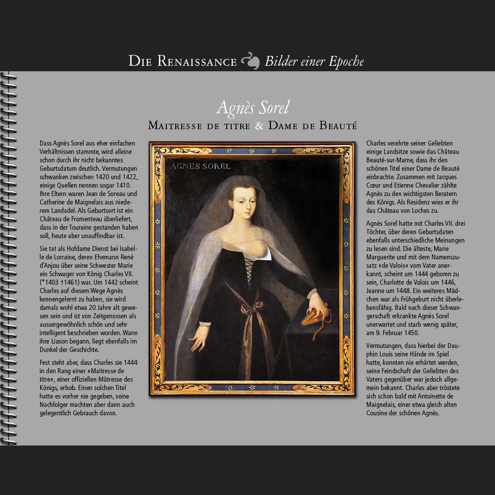 1420 • Agnès Sorel