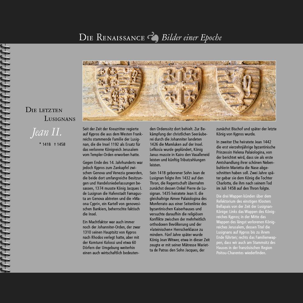 1432 • Die letzten Lusignans: Jean II.