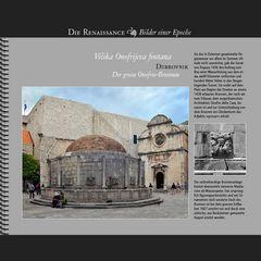 1438 • Dubrovnik | Velika Onofrijeva fontana