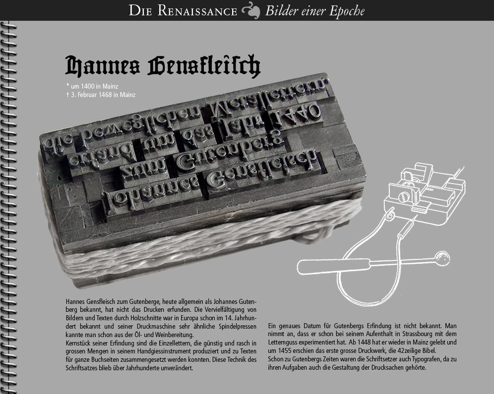 1440 • Hannes Gensfleisch