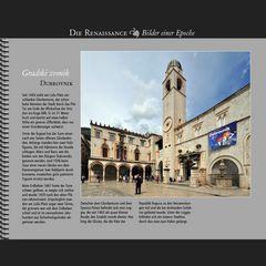 1444 • Dubrovnik | Gradski zvonik