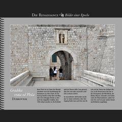 1450 • Dubrovnik | Gradska vrata od Ploca