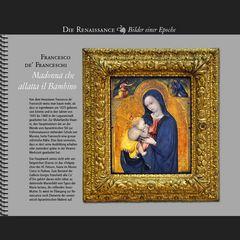 1450 • Francesco de' Franceschi | Madonna che allatta il Bambino