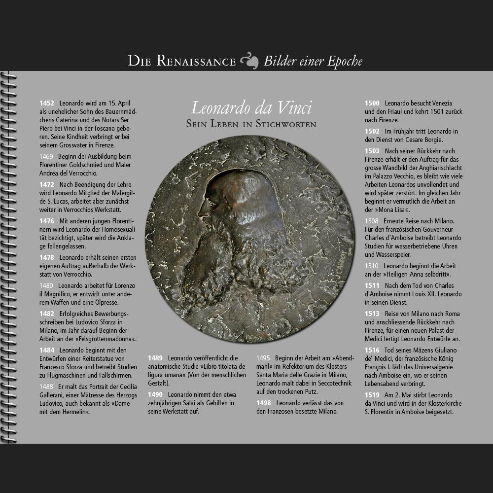 1452 • Leonardo da Vinci Foto & Bild   reportage dokumentation ...