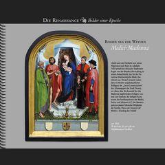 1453 • Rogier van der Weyden | Medici-Madonna
