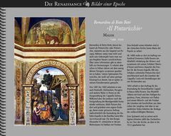 1454 • Bernardino di Betto Betti »Il Pinturicchio« | Maler