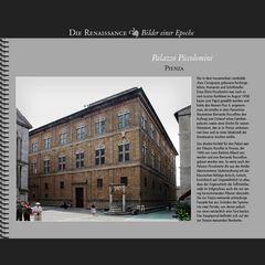 1459 • Pienza | Palazzo Piccolomini