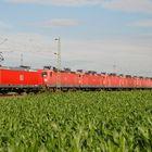 146-247-2 mit 10 Loks zur Verschrottung