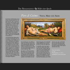 1461 • Piero di Cosimo | Venus, Mars und Amor