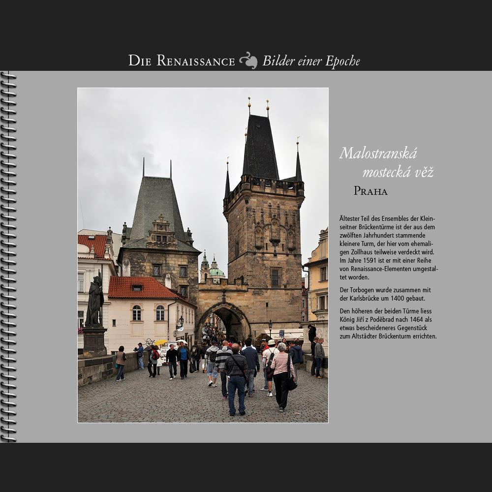 1464 • Praha   Malostranská mostecká vez