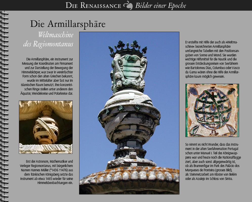 1465 • Die Weltmaschine des Regiomontanus