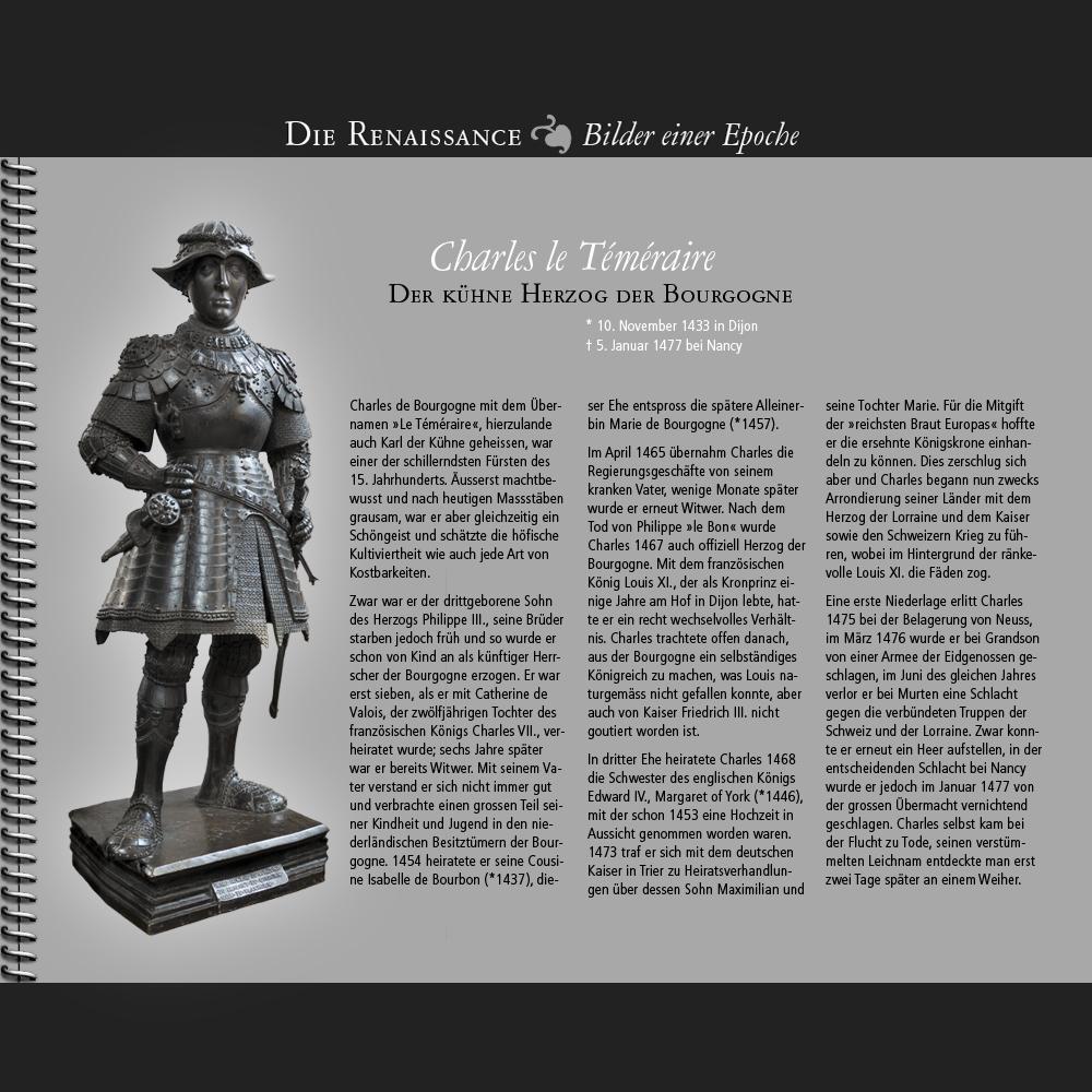 1467 • Charles le Téméraire | Herzog der Bourgogne