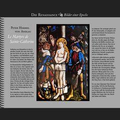 1470 • Peter Hemmel von Andlau | Le Martyre de Sainte-Catherine