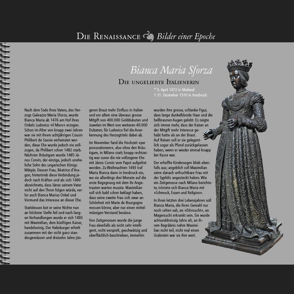 1472 • Bianca Maria Sforza