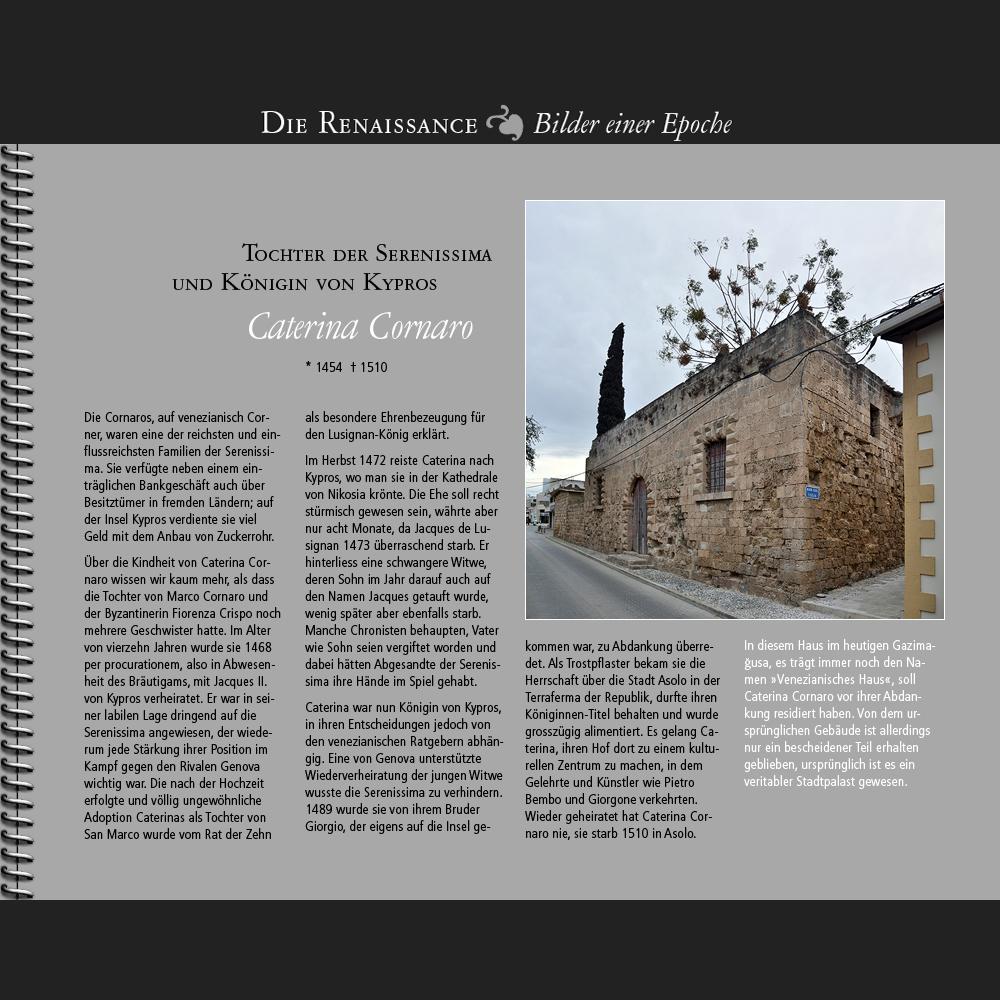 1473 • Caterina Cornaro