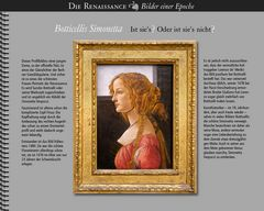 1480 • Nochmal Simonetta, Firenze