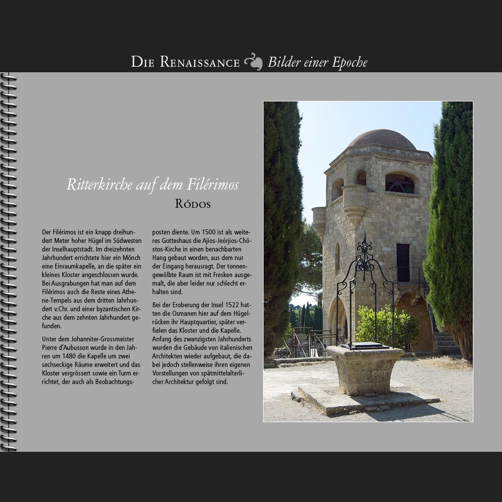 1480 • Ródos   Ritterkirche auf dem Filérimos