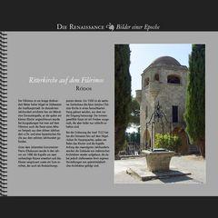 1480 • Ródos | Ritterkirche auf dem Filérimos