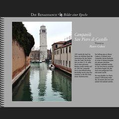1482 • Venezia | Campanile San Pietro di Castello