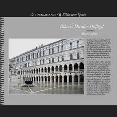 1484 • Venezia | Ostflügel des Palazzo Ducale