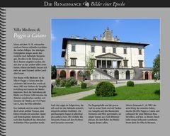1485 • Villa Medicea di Poggio a Caiano