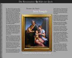 1486 • Andrea del Sarto | Sacra Famiglia | Genova