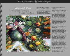 1487 • Giovanni da Udine | Meister der Grotesken, Pflanzen und Tiere