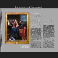 1490 • Dosso Dossi | Sacra Famiglia