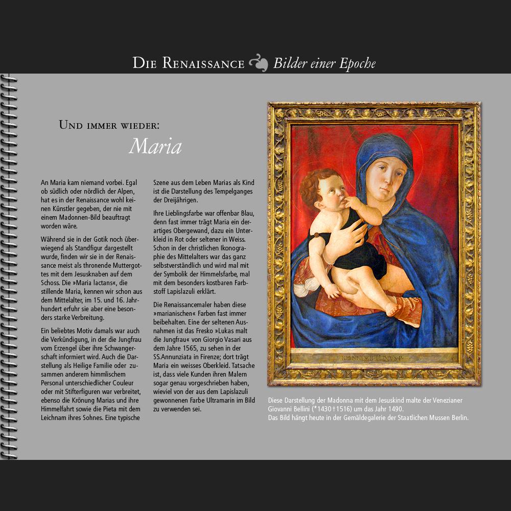 1490 • Und immer wieder Maria