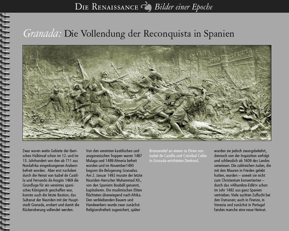 1492 • Die Vollendung der Reconquista