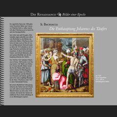 1494 • Il Bachiacca, Die Enthauptung Johannes des Täufers
